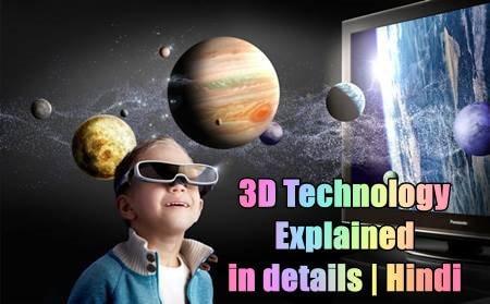 3D Kya Hai
