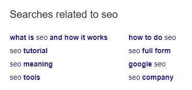 google2Blsi2Bkeywords