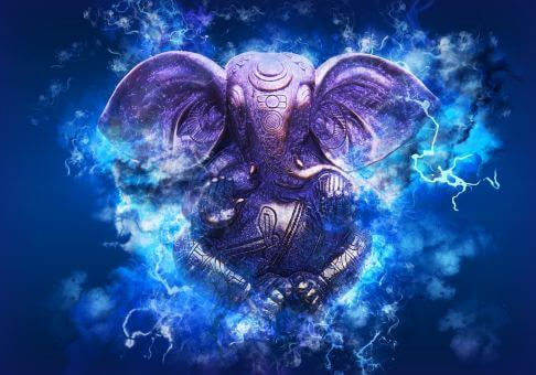 lord ganesh motivational speech in hindi