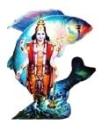 भगवान विष्णु का मत्स्य मछली अवतार