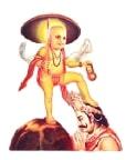 भगवान विष्णु का वामन अवतार
